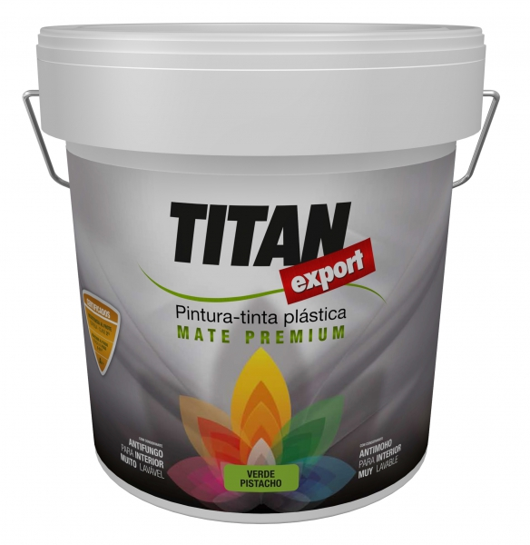 Titan export pintura pl stica de decoraci n for Papel pintado bricomart