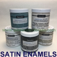 Americana DECOR SATIN ENAMELS