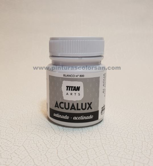 ACUALUX 100ML - BLANCO Nº800