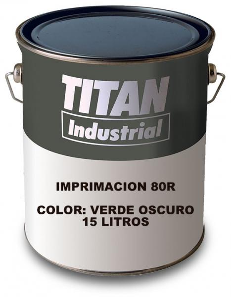 Pintura de minio de hierro titan - Pintura para hierro exterior ...
